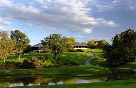 Country Club At Muirfield Village,Dublin, Ohio,  - Golf Course Photo