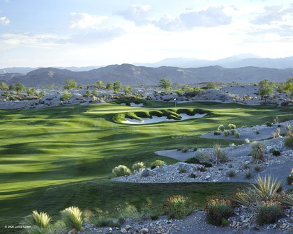 Golf Course Photo, Coyote Springs Golf Club, Coyote Springs, 89037
