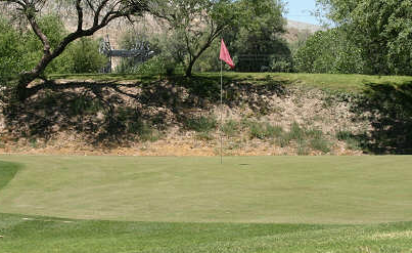 Hayden Golf Club, Hayden, Arizona, 85235 - Golf Course Photo