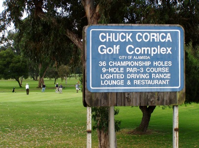 Golf Course Photo, Chuck Corica Golf Complex -The Miff Albright Par 3, Alameda, 94502
