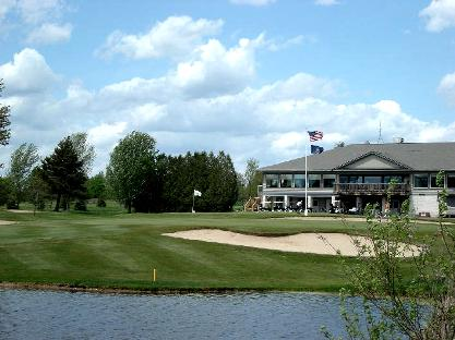 River's Edge Golf Club,Alpena, Michigan,  - Golf Course Photo
