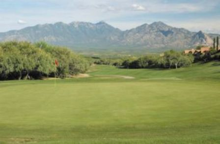 San Ignacio North Golf Course | Canoa Hills Golf Course, Closed 2013, Green Valley, Arizona, 85614 - Golf Course Photo