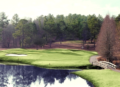 Whispering Woods Golf Course, Whispering Pines, North Carolina, 28327 - Golf Course Photo