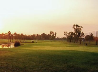 Golf Course Photo, David L. Baker Memorial Golf, Fountain Valley, 92708