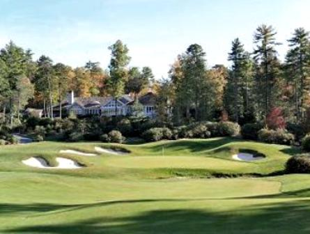 Wade Hampton Golf Course,Cashiers, North Carolina,  - Golf Course Photo