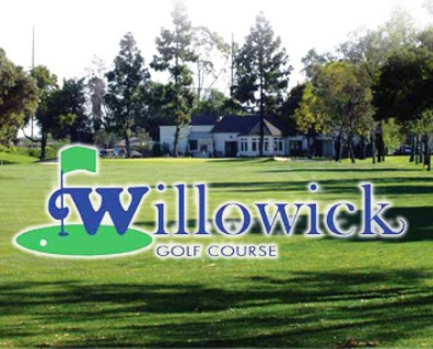 Golf Course Photo, Willowick Golf Course, Santa Ana, 92703