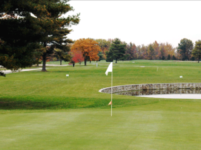 Westwood Golf Course,Scottsburg, Indiana,  - Golf Course Photo