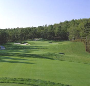 Pinehills Golf Club, Nicklaus Course,Plymouth, Massachusetts,  - Golf Course Photo