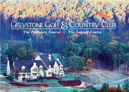 Greystone Golf & Country Club - Founders,Birmingham, Alabama,  - Golf Course Photo