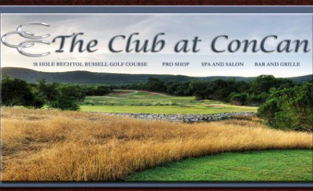 Golf Course Photo, The Club At ConCan, Concan, 78838