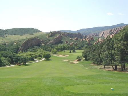 Golf Course Photo, Arrowhead Golf Club, Littleton, 80125