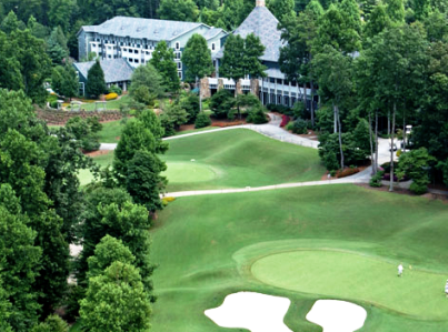 Brasstown Valley Resort,Young Harris, Georgia,  - Golf Course Photo