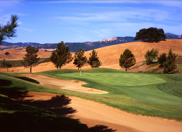 Golf Course Photo, Rancho Solano Golf Course, Fairfield, 94533