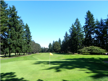 Golf Course Photo, Oakbrook Golf & Country Club, Tacoma, 98498