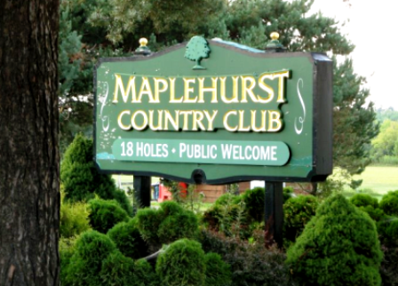 Maplehurst Country Club,Lakewood, New York,  - Golf Course Photo