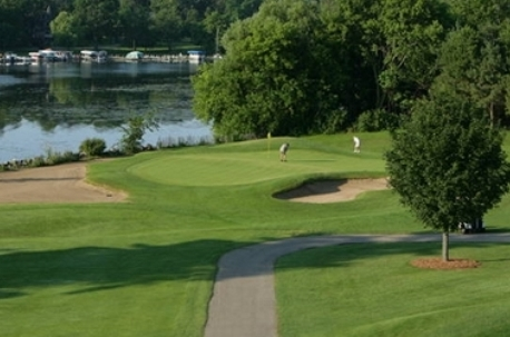 Lake Lawn Resort Golf Course,Delavan, Wisconsin,  - Golf Course Photo