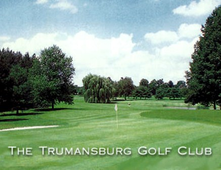 Trumansburg Golf Club, Trumansburg, New York, 14886 - Golf Course Photo