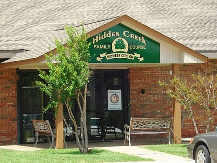 Hidden Creek Family Golf Course., Midwest City, Oklahoma, 73110 - Golf Course Photo