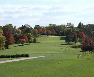 Downers Grove Park District Golf Course, Downers Grove, Illinois, 60515 - Golf Course Photo