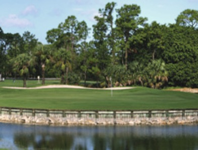 Golf Course Photo, Hunters Ridge Country Club, Bonita Springs, 34135