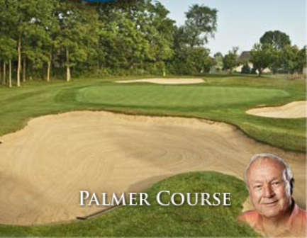 Golf Course Photo, Geneva National Golf Club, Palmer, Lake Geneva, 53147