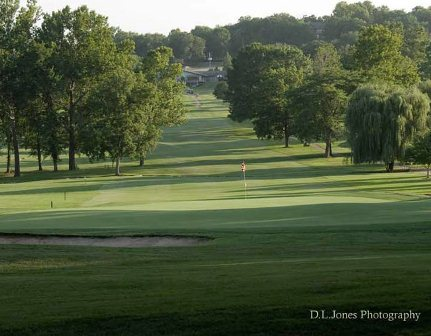 Golf Course Photo, Lake Valley Country Club, Camdenton, 65020