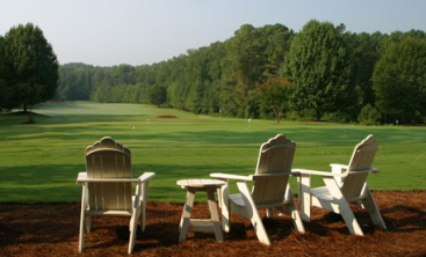 Golf Course Photo, Alpharetta Athletic Club, West Course, Alpharetta, 30004
