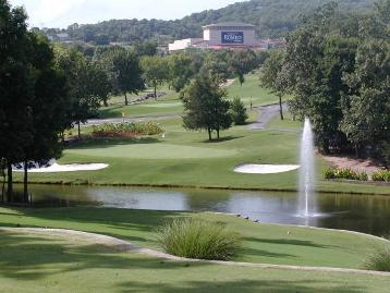 Pointe Royale Country Club,Branson, Missouri,  - Golf Course Photo