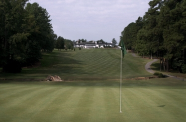 Golf Course Photo, Hope Valley Country Club, Durham, 27707