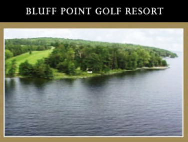 Bluff Point Golf Club & Resort,Plattsburgh, New York,  - Golf Course Photo