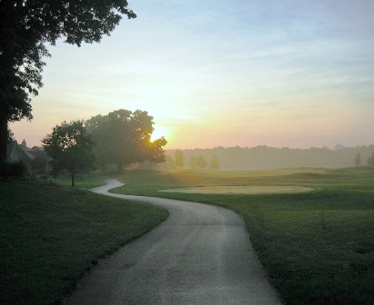 Plum Creek Country Club, Carmel, Indiana, 46033 - Golf Course Photo