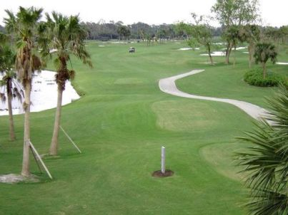 Fountains Country Club -South,Lake Worth, Florida,  - Golf Course Photo