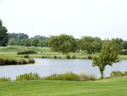 Willowbrook Golf Club, Manchester, Tennessee, 37355 - Golf Course Photo