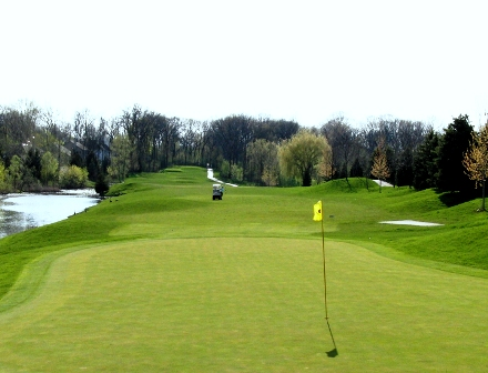 Bittersweet Golf Club, Gurnee, Illinois, 60031 - Golf Course Photo