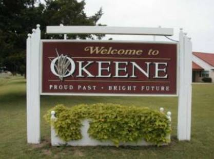 Okeene Golf Club,Okeene, Oklahoma,  - Golf Course Photo