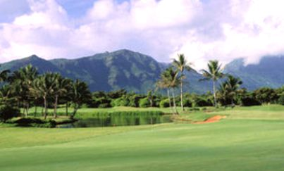 Mokihana Course at Kauai Lagoons Resort,Lihue, Hawaii,  - Golf Course Photo