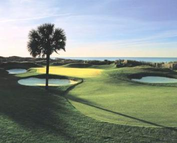 Kiawah Island Resorts, Turtle Point Golf Course,Kiawah Island, South Carolina,  - Golf Course Photo
