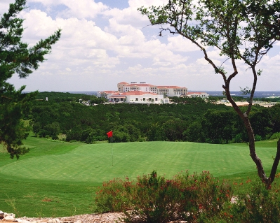 La Cantera Resort Golf Club, The Resort Course,San Antonio, Texas,  - Golf Course Photo