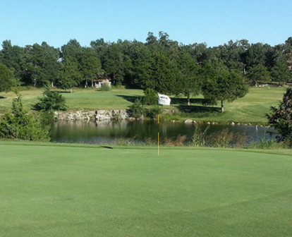 Cedar Glade Golf Course,Horseshoe Bend, Arkansas,  - Golf Course Photo