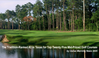 Cypresswood Golf Club, Tradition,Spring, Texas,  - Golf Course Photo