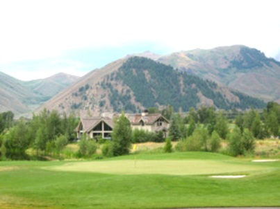 The Valley Club, Hale Irwin Course,Hailey, Idaho,  - Golf Course Photo