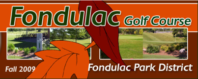 Fon Du Lac Golf Course,East Peoria, Illinois,  - Golf Course Photo