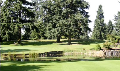 Willamette Valley Country Club,Canby, Oregon,  - Golf Course Photo