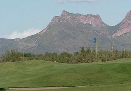 City of Douglas Municipal Golf Course, Douglas, Arizona, 85607 - Golf Course Photo