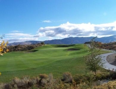 Wolf Run Golf Club At Fieldcreek Ranch,Reno, Nevada,  - Golf Course Photo