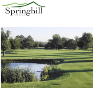 Springhill Golf Course, Aurora, Colorado, 80011 - Golf Course Photo