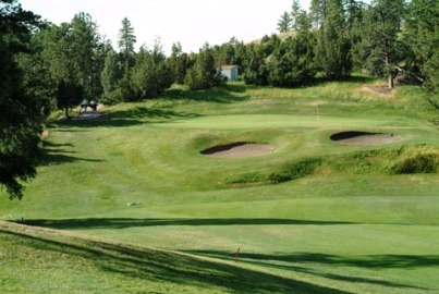 Briarwood Country Club, The,Billings, Montana,  - Golf Course Photo