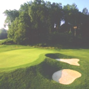 Golf Course Photo, Ansley Golf Club - Settindown Creek Course, Roswell, 30075