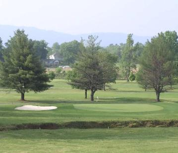 Lenoir Golf Course,Lenoir, North Carolina,  - Golf Course Photo