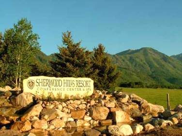 Sherwood Hills Golf Course, Wellsville, Utah, 84339 - Golf Course Photo